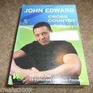 JOHN EDWARDS CROSS COUNTRY SEASON 1 DVD