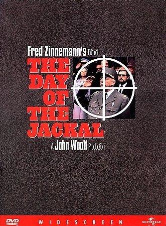 The Day of the Jackal (DVD, 1998) ALAN BADEL,EDWARD FOX
