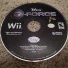 DISNEY G-Force  (Nintendo Wii, 2009) NINTENDO DISC ONLY