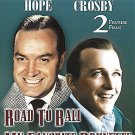 Bob Hope Double Feature - My Favorite Brunette/Road to Bali (DVD, 2003) NEW