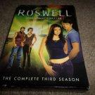 Roswell - Season 3 / THREE (DVD, 2005)