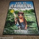 Son of Rambow (DVD, 2008, Widescreen) BILL MILNER,WILL POULTER,JULES SITRUK (NEW