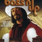 Boss'n Up (DVD, 2005) SNOOP DOGG,HAWTHORNE JAMES **RARE**