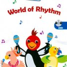 DISNEY Baby Einstein: World of Rhythm DVD, 2012) RARE HARD TO FIND