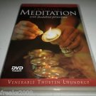PRACTICAL MEDITATION WITH BUDDHIST PRINCIPLES VENERABLE THUBTEN LHUNDRUP DVD