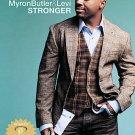 Myron Butler & Levi - Stronger (DVD, 2007)