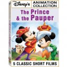 Disney Animation Collection Volume 3: The Prince And The Pauper (DVD, 2009)