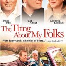 The Thing About My Folks (DVD, 2006) ELIZABETH PERKINS,PETER FALK