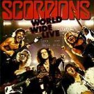 World Wide Live by Scorpions (Cassette, Aug-1997, Mercury) COMPLETE