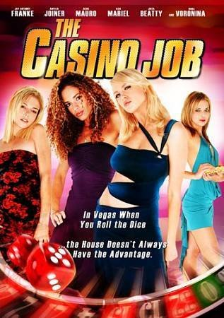 The Casino Job (DVD, 2009) JAY ANTHONY FRANKE,DEAN MAURO