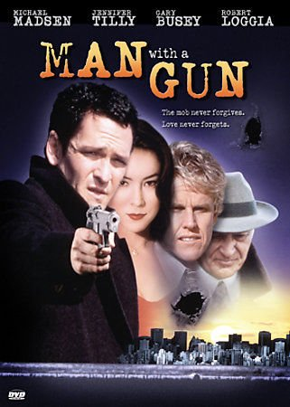 Man With a Gun (DVD, 2005) JENNIFER TILLY,GARY BUSEY