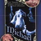 Michael BY CARL THEODOR (DVD, 2004) WALTER SLEZAK,BENJAMIN CHRISTENSEN
