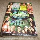 Survivor - All-Stars: The Complete Eighth Season (DVD, 2004, 7-Disc Set,...