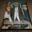 GUNSLINGER GIRL VOL .02 DVD JAPANESE IMPORT ALL REGIONS