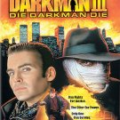 Darkman III: Die Darkman Die (DVD, 2004) JEFF FAHEY