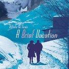 A Brief Vacation (DVD, 2003) FLORINDA BOLKAN RARE OOP