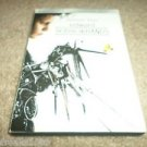 Edward Scissorhands (DVD, 2000, 10th Anniversary Edition) JOHNNY DEPP W/SLIP