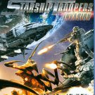 Starship Troopers: Invasion (Blu-ray Disc, 2012, Includes Digital Copy;...
