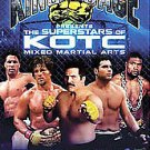 King of the Cage - The Superstars of KOTC Mixed Martial Arts (DVD, 2006,...