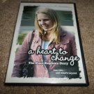 A HEART TO CHANGE STACI STEPHENS STORY DVD