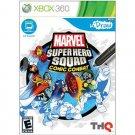 Marvel Super Hero Squad: Comic Combat  (Xbox 360, 2011) COMPLETE GAME ONLY