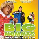 Big Mommas: Like Father, Like Son (DVD, 2011) MARTIN LAWRENCE
