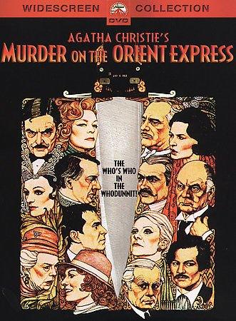 Murder on the Orient Express (DVD, 2004) LAUREN BACALL