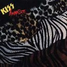 Animalize by Kiss (Cassette, Sep-1990, Mercury) COMPLETE