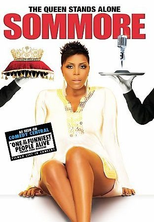 Sommore - The Queen Stands Alone (DVD, 2008)