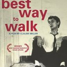 The Best Way to Walk (DVD, 2005) FRENCH W/ENGLISH SUBS PATRICK DEWAERE RARE OOP