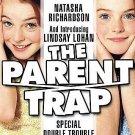 DISNEY The Parent Trap (DVD, 2005, Special Double Trouble Edition) LINDSAY LOHAN