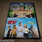JUMANJI / RV DOUBLE FEATURE DVD ROBIN WILLIAMS