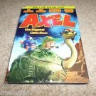 Axel: The Biggest Little Hero (DVD, 2014) TIM CURRY,MATTHEW LILLARD W/SLIP