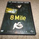 8 Mile (DVD, 2003, Full Frame;) EMINEM,BRITTANY MURPHY