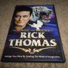 THE MAGIC AND TIGERS OF RICK THOMAS DVD