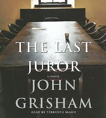 The Last Juror by John Grisham (2006, CD, Abridged)