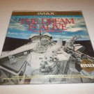 IMAX EXPERIENCE SPACE THE DREAM IS ALIVE LASERDISC
