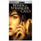 When a Stranger Calls (UMD, 2006) PLAYSTATION PSP CAMILLA BELLE