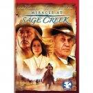 Miracle at Sage Creek (DVD, 2006) WES STUDI,IRENE BEDARD