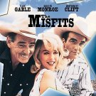 The Misfits (DVD) MONTGOMERY CLIFT,MARILYN MONROE
