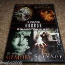 BLOODY MARY,MORTUARY,MEMORY,SALVAGE DVD