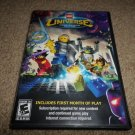 LEGO UNIVERSE MULTIPLAYER ONLINE GAME DVD-ROM WINOWS/MAC