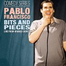 Pablo Francisco - Bits and Pieces (DVD, 2004)