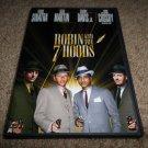 ROBIN AND THE 7 HOODS DVD FRANK SINATRA,DEAN MARTIN,SAMMY DAVIS JR,BING CROSBY