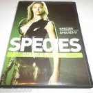 SPECIES DOUBLE FEATURE SPECIES/SPECIES II DVD