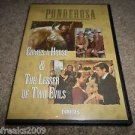 THE PONDEROSA COMES A HORSE & THE LESSER OF TWO EVILS FAMILIES DVD