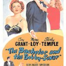 The Bachelor and the Bobby-Soxer (DVD, 2004) CARY GRANT