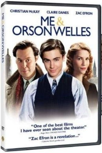 Me and Orson Welles (DVD, 2011) ZAC EFRON,CLAIRE DANES