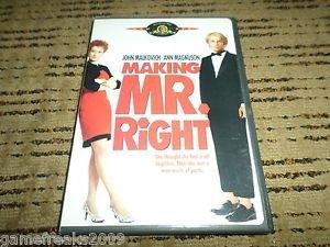 Making Mr. Right (DVD, 2003, Widescreen and Full Frame) JOHN MALKOVICH