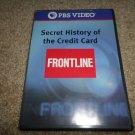 PBS SECRET HISTORY OF CREDIT CARDS FRONTLINE DVD